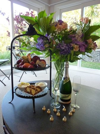 Kerikeri, New Zealand: Clebrate a special occasion