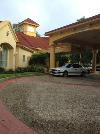 Lake Mary, FL: The front of the hotel