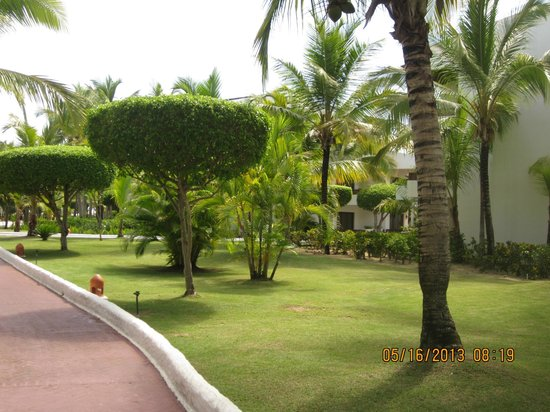 Occidental Grand Punta Cana: Grounds