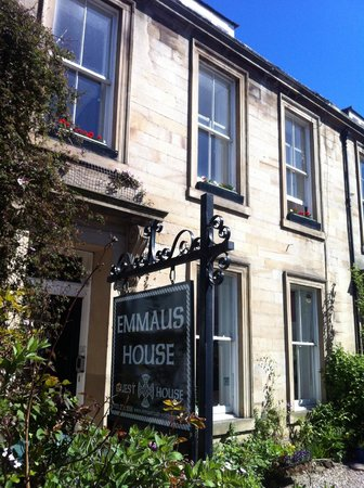 Emmaus House, Edinburgh SCIO
