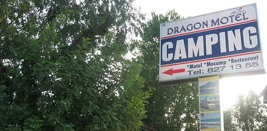 Dragon Mocamp