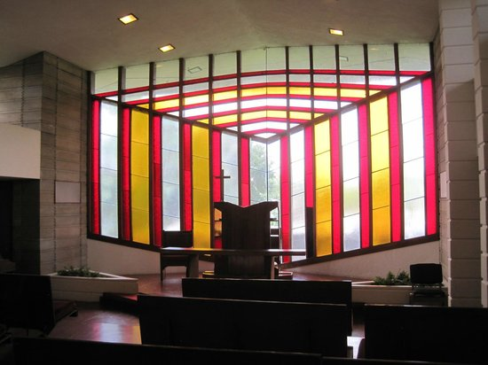 Lakeland, FL: Danford Chapel interior