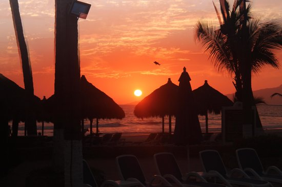 Occidental Grand Nuevo Vallarta: Sunset