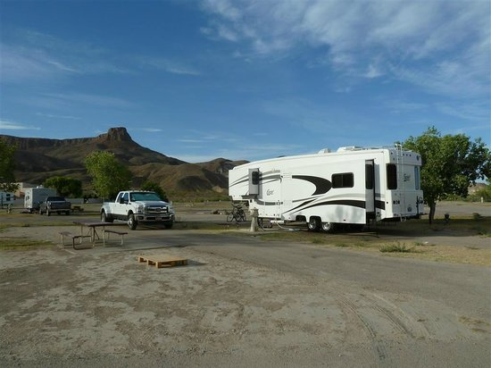 Maverick Ranch Rv Park Lajitas Big Bend National Park