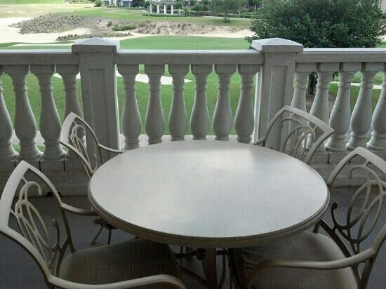 Reunion Resort & Club Wyndham Grand Resort: Sandy Ridge Balcony