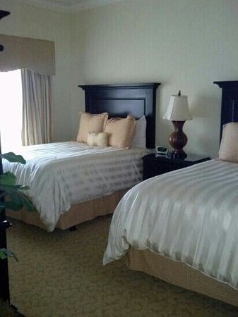 Reunion Resort & Club Wyndham Grand Resort: Sandy Ridge - Third bedroom has two full beds!