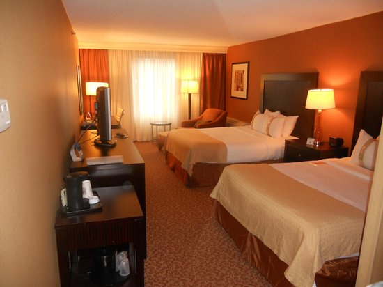 Holiday Inn Inner Harbor: Quarto 305