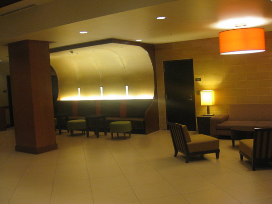 Hyatt Place Seattle/Downtown: Lobby view