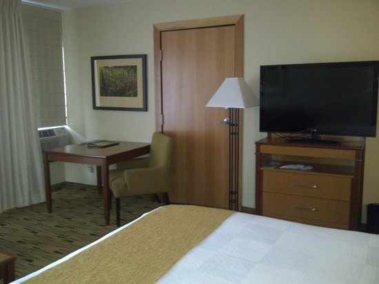 BEST WESTERN PLUS Hood River Inn: Furnished Room