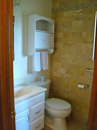 Hale Huanani Bed and Breakfast: Bathroom