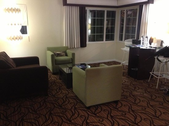 Essex House: Suite