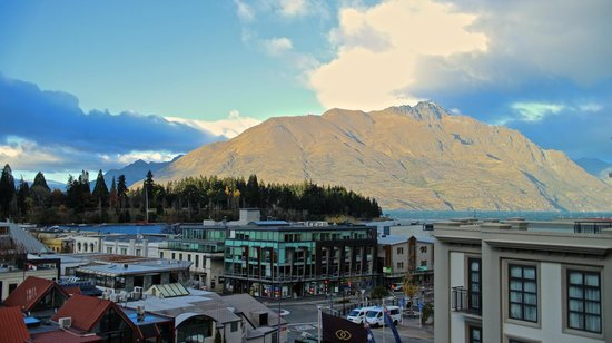 Sofitel Queenstown Hotel & Spa: View