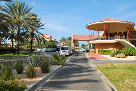 The entrance picture of divi village golf and beach - Divi golf and beach resort ...