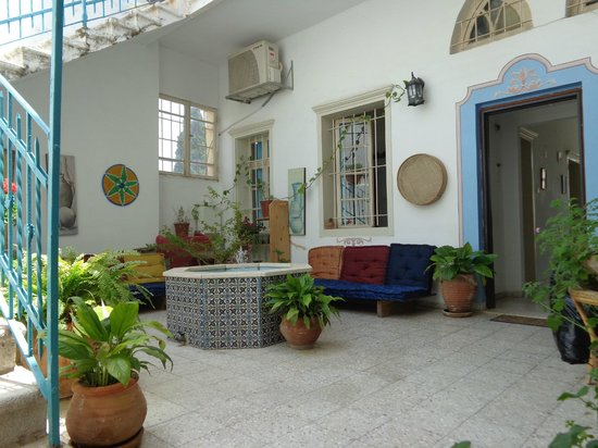 Al-Mutran Guest House: Common area