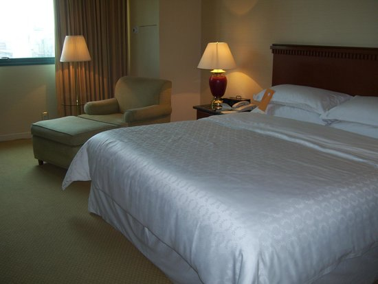 Sheraton Maria Isabel Hotel and Towers: comfie bed