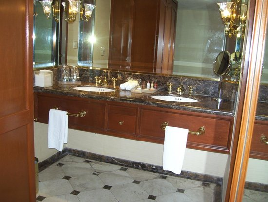 Sheraton Maria Isabel Hotel and Towers: nice commode