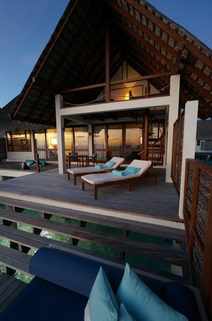 Four Seasons Resort Maldives at Landaa Giraavaru: our incredible water villa