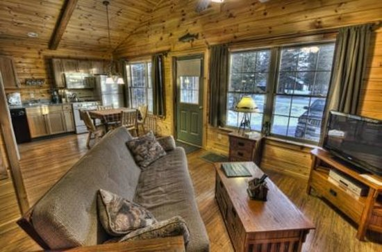 Tall Timber Lodge: Aspen jacuzzi cabin