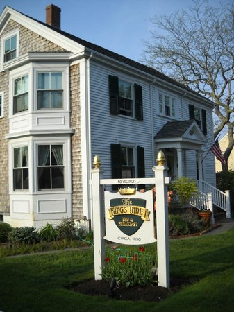 Yarmouth Port, MA : The King's Inne