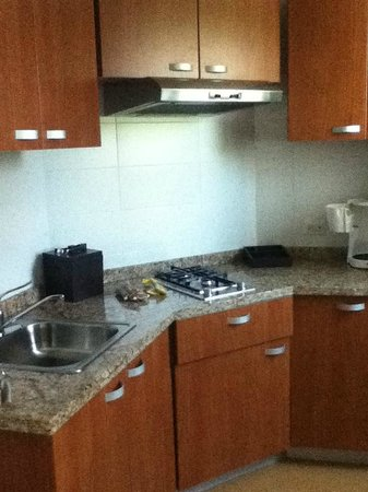 Marriott Executive Apartments Panama City, Finisterre: Nice efficient kitchen