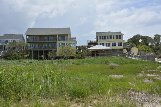 The Inn on Pamlico Sound: From the sound