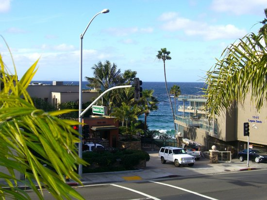 BEST WESTERN PLUS Laguna Brisas Spa Hotel: Good view from our room