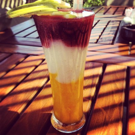 Dahab Paradise: One of the amazing juices
