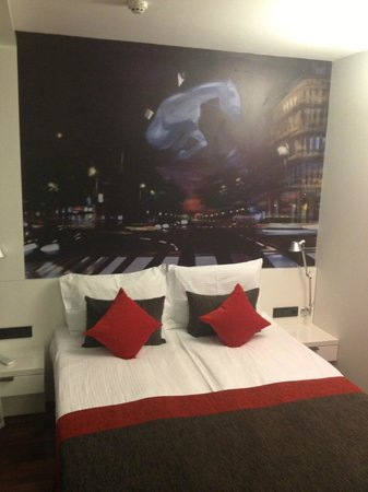 Bohem Art Hotel: Lovely beds