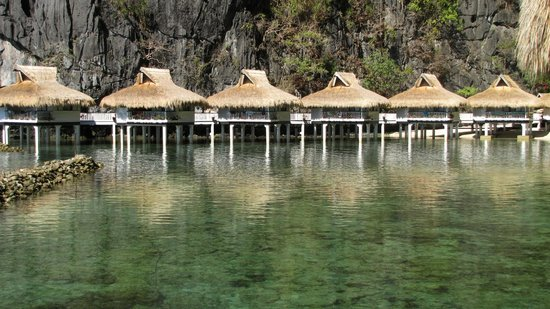 El Nido Resorts Miniloc Island: Miniloc resort