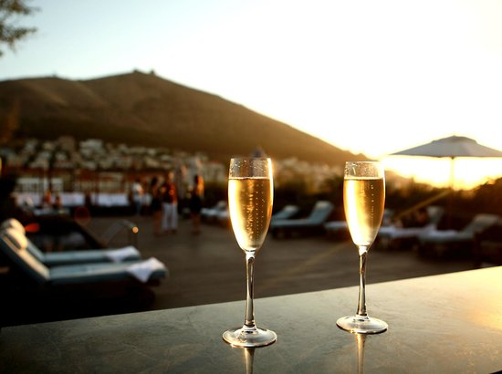 Cape Royale Luxury Hotel & Spa: View from the Sky Bar
