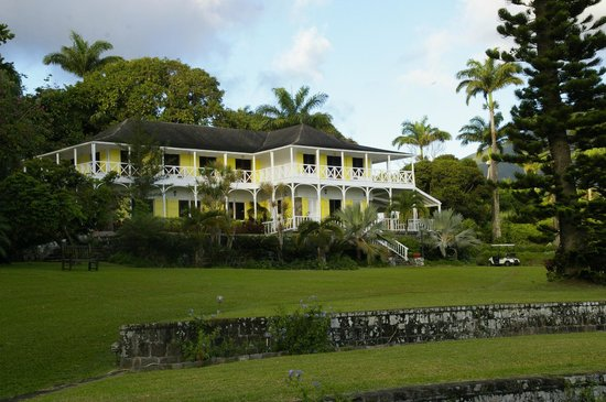 Ottley's Plantation Inn: The Great House