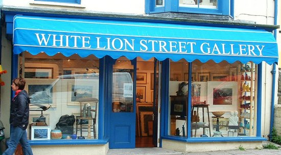 White Lion Street Gallery