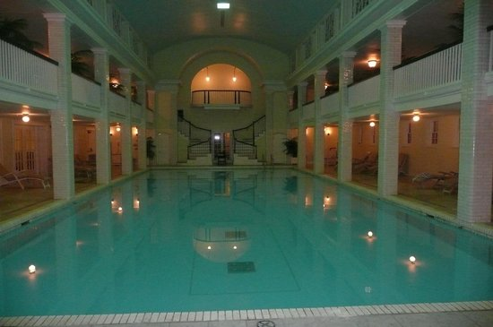 ‪‪Omni Bedford Springs Resort‬: Pool!‬
