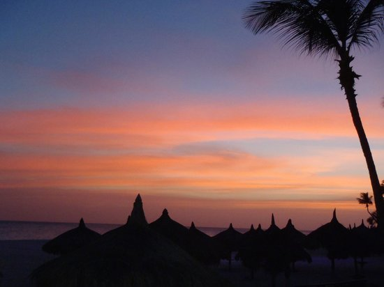 Divi Aruba All Inclusive: Pink Sky