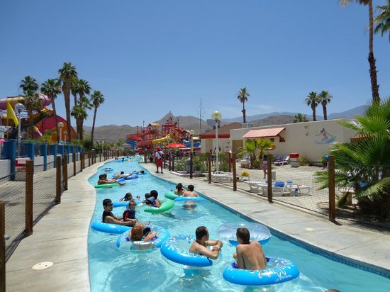 Knotts Soak City Palm Springs Ca Picture Of Wet N