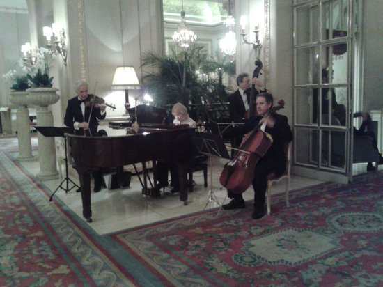 The Ritz London: Reception Ensemble