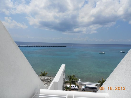 Casa Mexicana Cozumel: The gorgeous view...