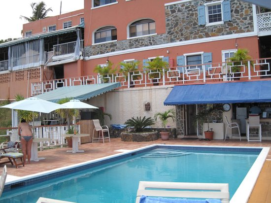 Mafolie Hotel: The hotel and pool