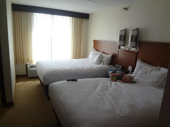 Hyatt Place Cleveland/Independence: Bedroom