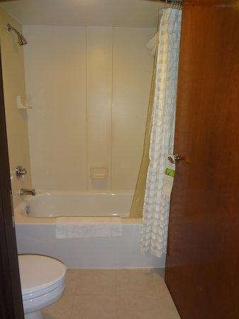 Hyatt Place Cleveland/Independence: Clean but TINY!