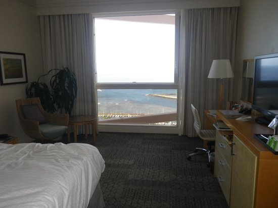 Hawaii Prince Hotel Waikiki: Oceanfront Top Room