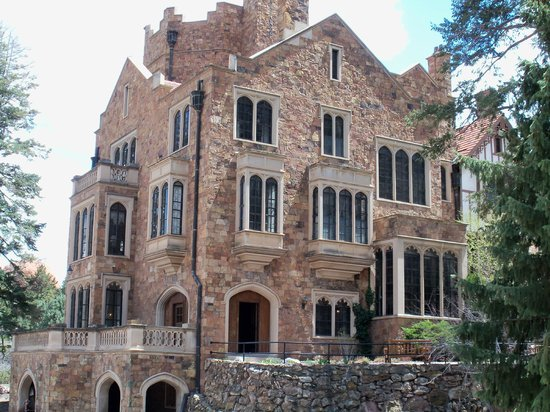 Tea Time Picture Of Glen Eyrie Castle Colorado Springs