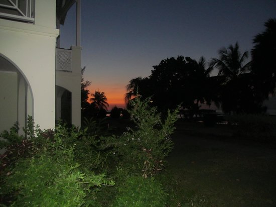 Braco Village Hotel & Spa: Sunset 3