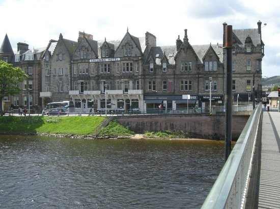 Columba Hotel: River Ness