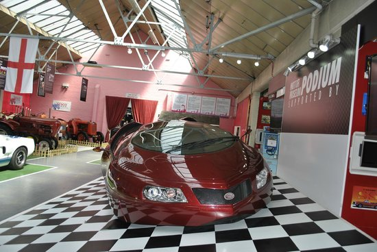Very Nice Eztv Picture Of London Motor Museum Hayes
