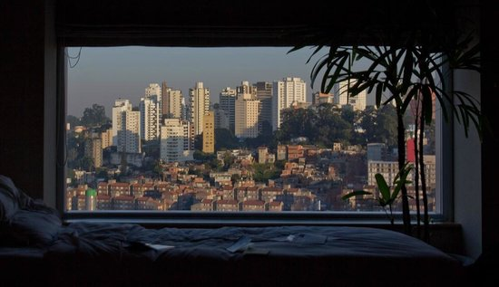 Hilton Morumbi Sao Paulo: The view you will wake up to.