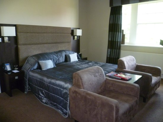 Heddon-on-the-Wall, UK: superior room