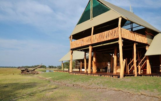 Katima Mulilo, Namibië: The Chobe Camp Lodge