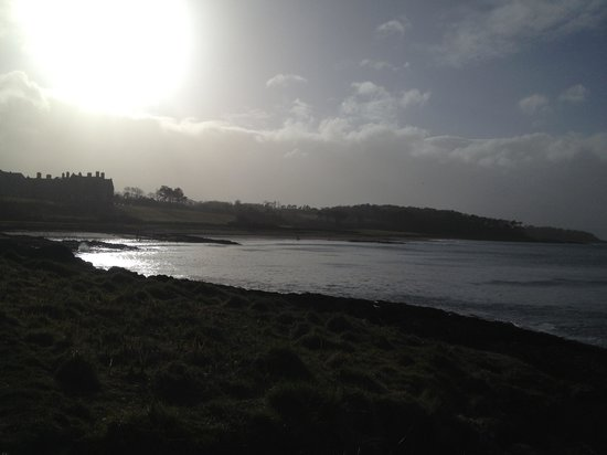 The Old Inn Crawfordsburn: The beautiful beach down the road