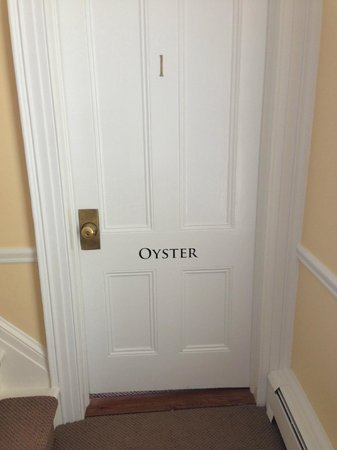 East Hampton, NY: Oyster Room